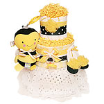 Busy Bee Diaper Cake