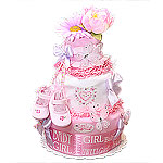 Little One Diaper Cake