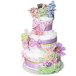 Bug's Life Diaper Cake