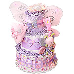 Magic Butterfly Diaper Cake