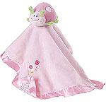 Little Lady Bug Baby Blanket