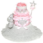 Daddy's Little Princess Diaper Cake