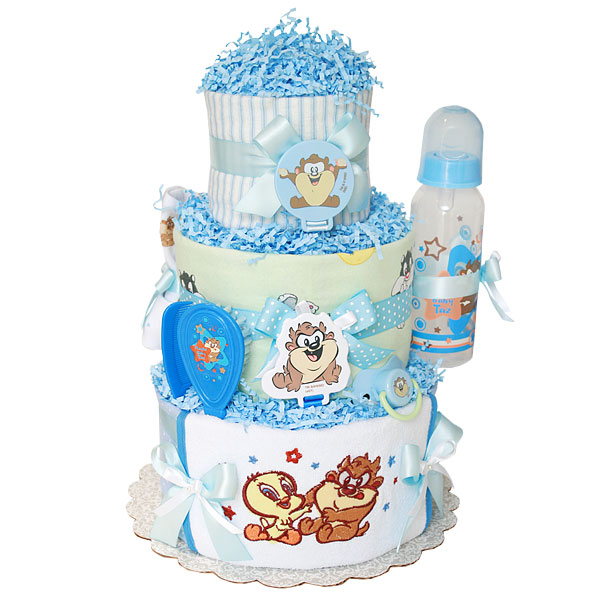 Looney tunes baby shower theme lookup beforebuying for Baby looney tune decoration